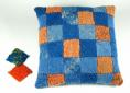 Cushion from weavies